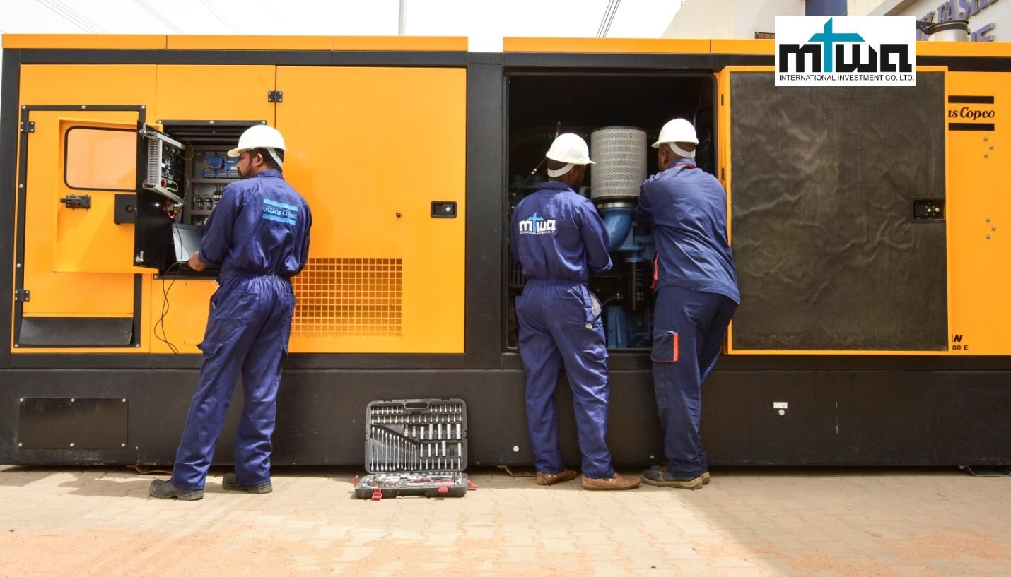 Power Solutions: MTWA International