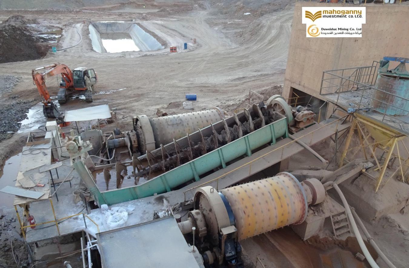 Mining: Mahoganny Investment